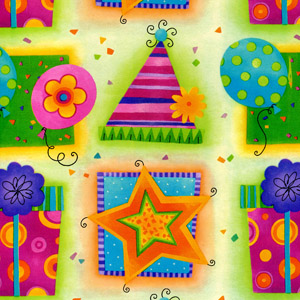 Children gift wrap, make your gift more fun !