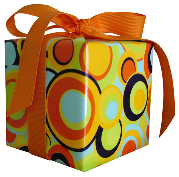 make your present even better with a nice gift wrap