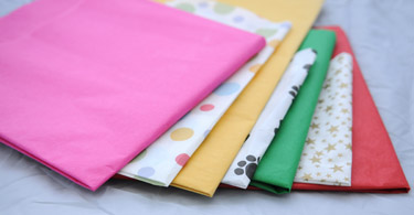 Tissue Paper, available in stock.